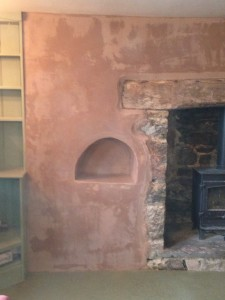 Devon Damp Proofing tanking and renovating plaster